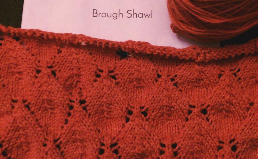 Day 1 – BroughShawl